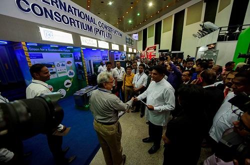2020年斯里兰卡国际建筑、工程机械展览会   CONSTRUCT EXHIBITION 2020