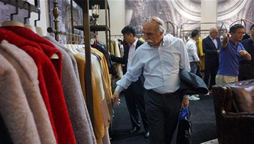 2017 第 48 届俄罗斯国际轻工纺织博览会