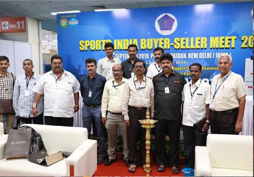 2020年印度国际体育展  Sport India 2020