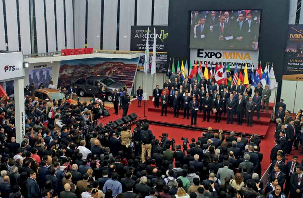 2020年秘鲁国际矿业展览会 EXPOMINA 2020