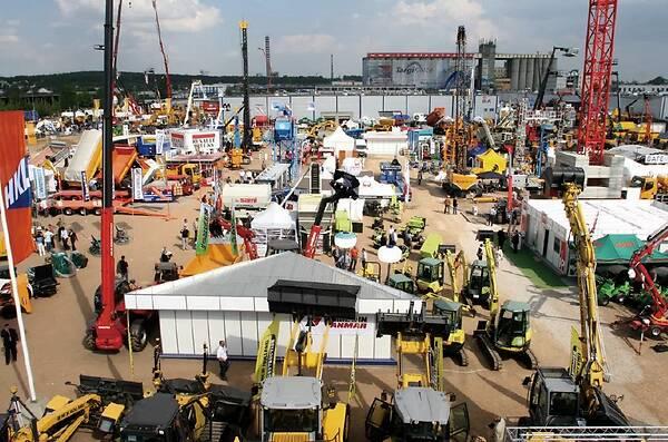 2020年波兰国际工程机械和特种车辆展 MASZBUD 2020